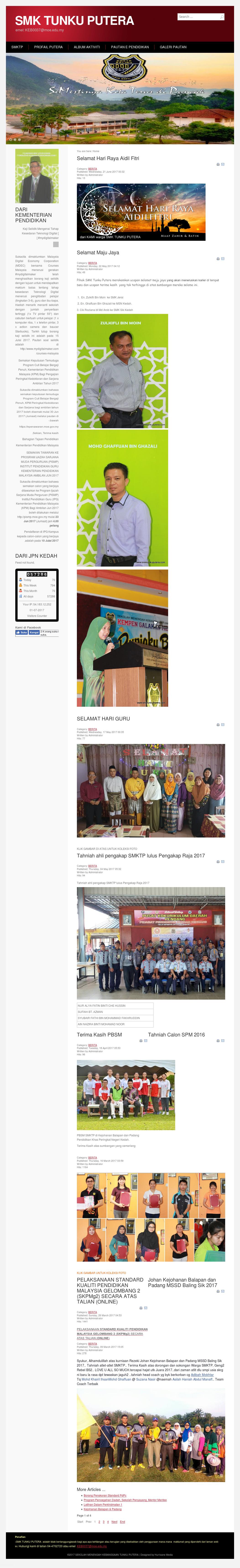 Smk Tunku Putera Competitors, Revenue and Employees - Owler Company