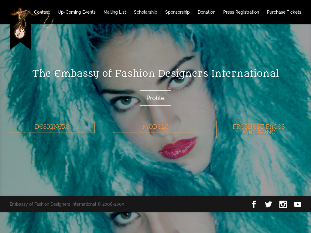 Embassy Of Fashion Designers International Competitors Revenue And Employees Owler Company Profile
