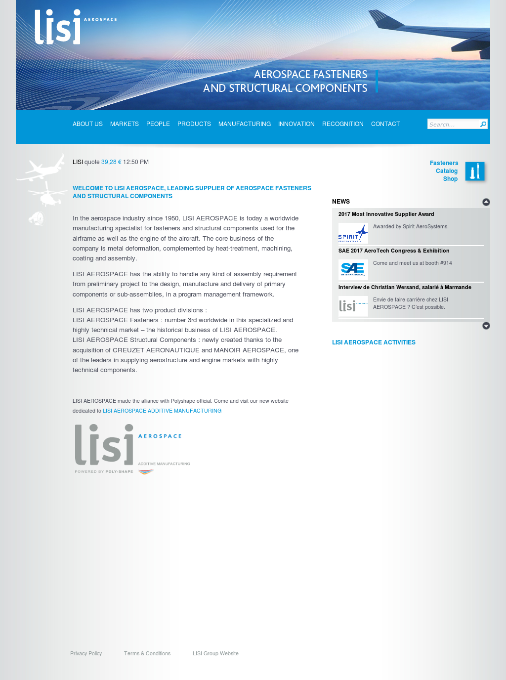LISI Competitors, Revenue and Employees - Owler Company Profile