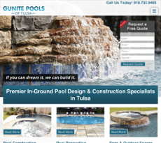 Gunite Pools Of Tulsa Competitors Revenue And Employees Owler