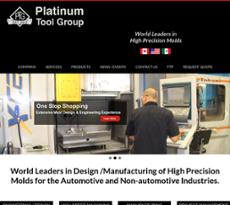 Platinum Tool Technologies Competitors, Revenue and