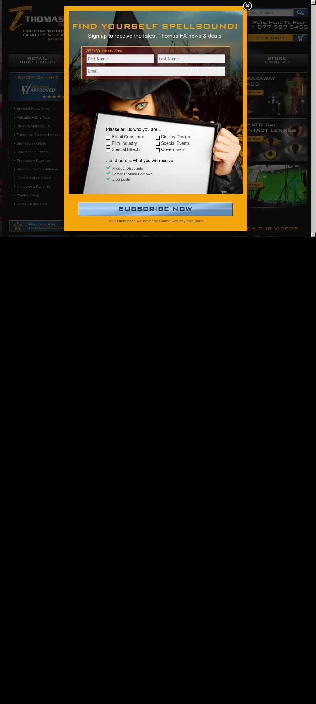 Fx site