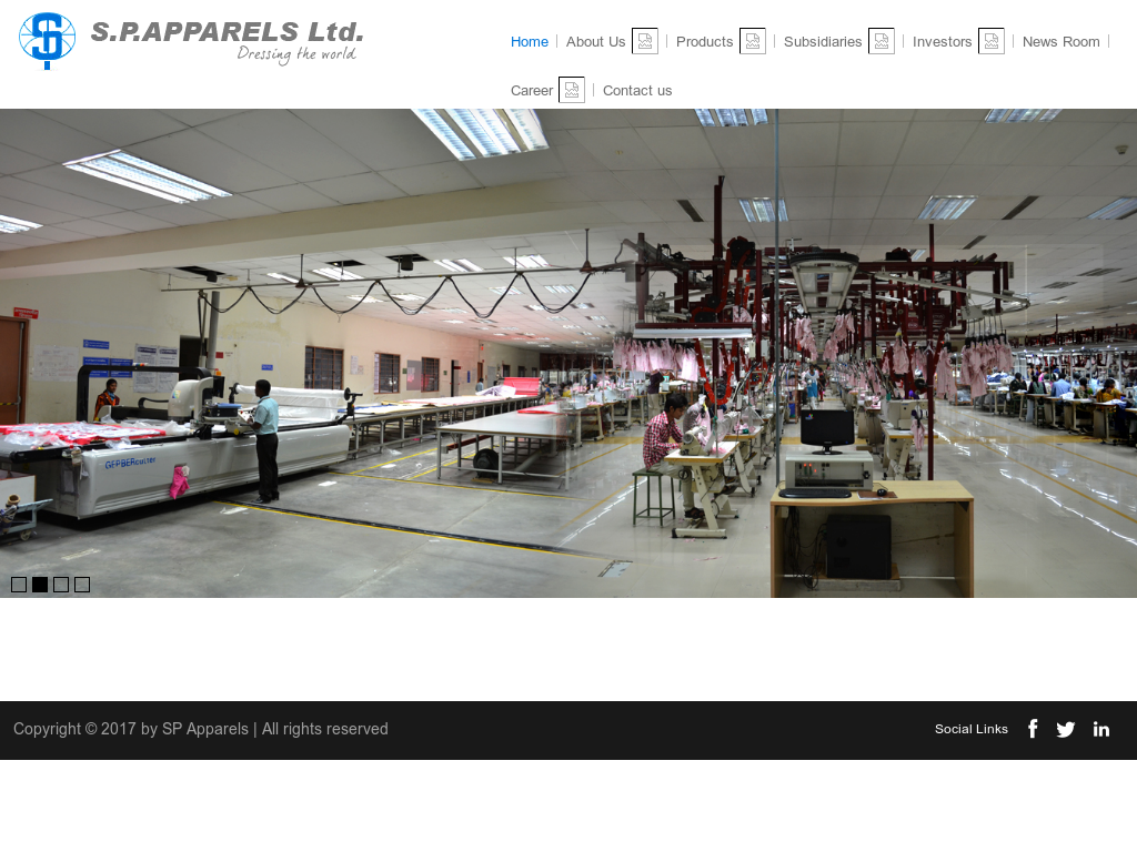 SP Apparels Competitors, Revenue and Employees - Owler