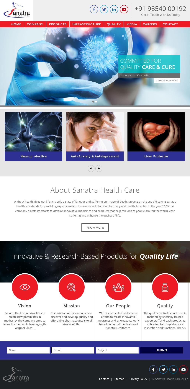 Sanatra health care