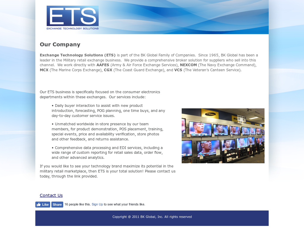 Exchange Technology Solutions Competitors, Revenue and Employees