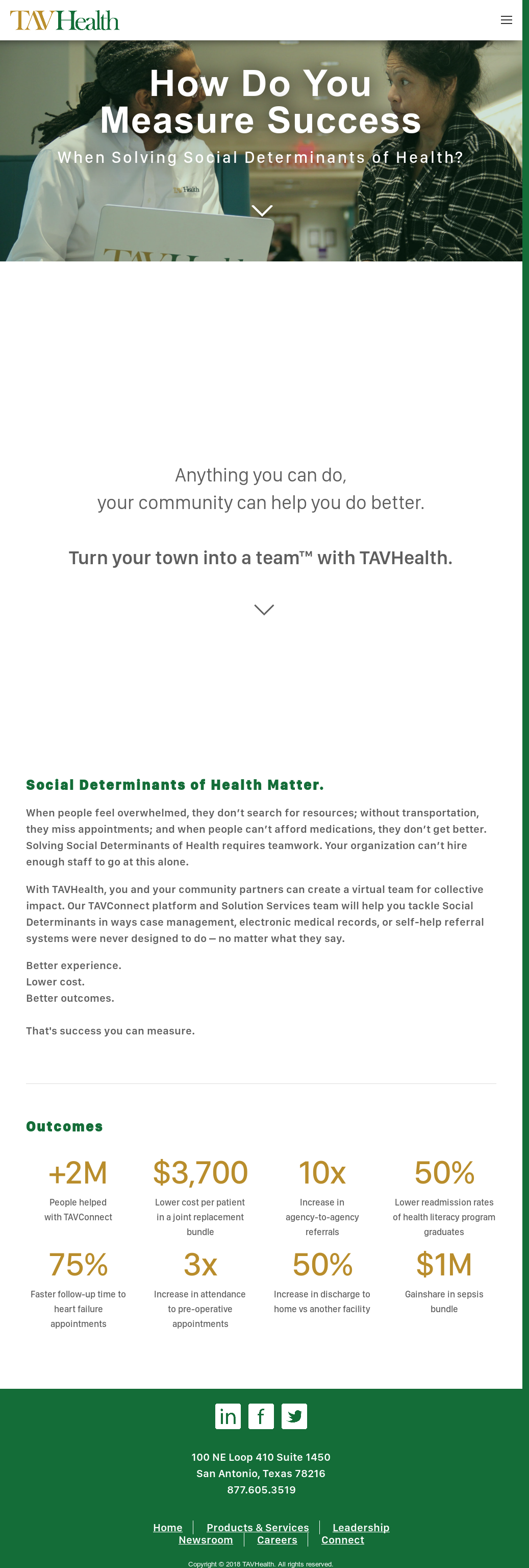 tavhealth competitors revenue and employees owler company profile