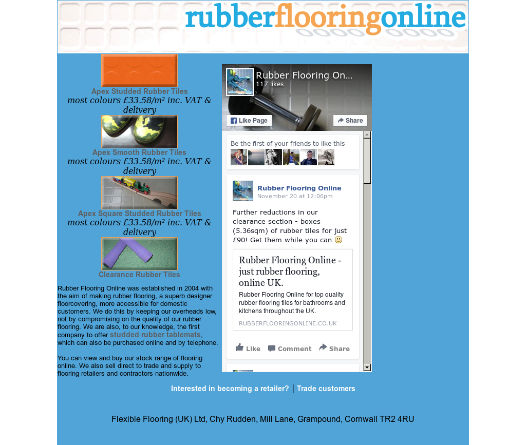 Rubberflooringonline Competitors, Revenue and Employees - Owler ...