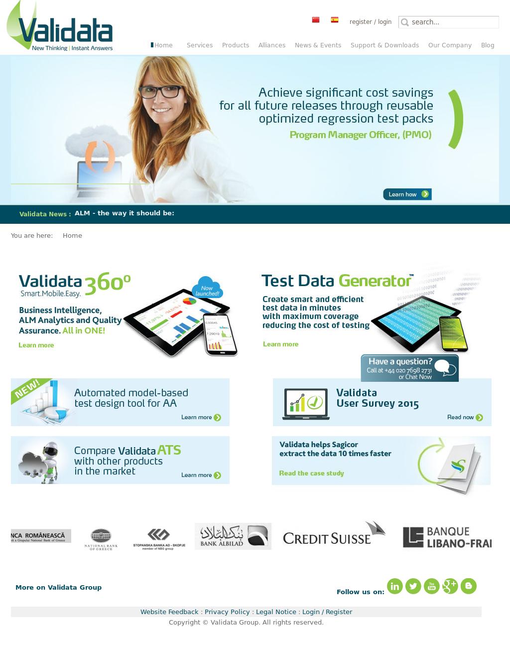 credit suisse online test