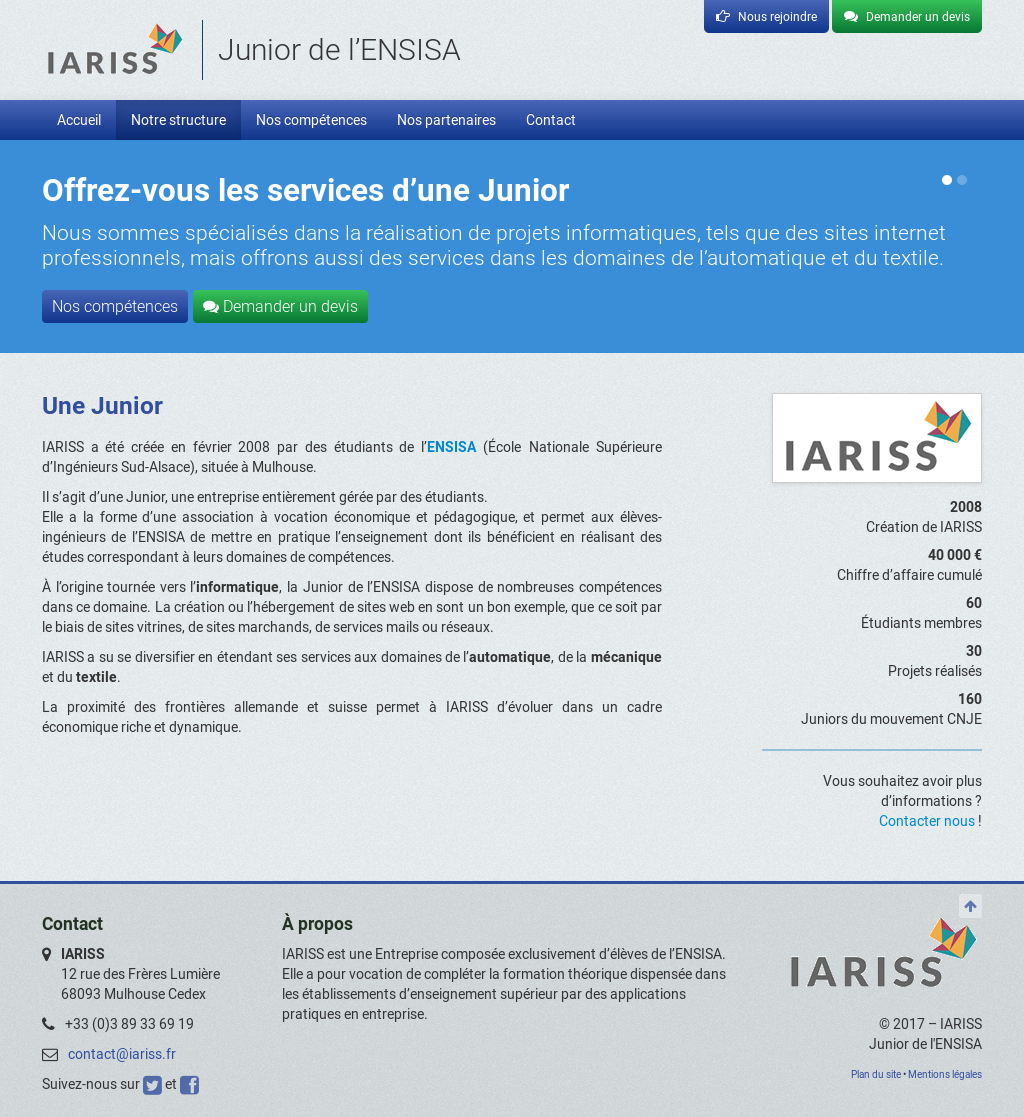 Iariss Competitors Revenue And Employees Owler Company