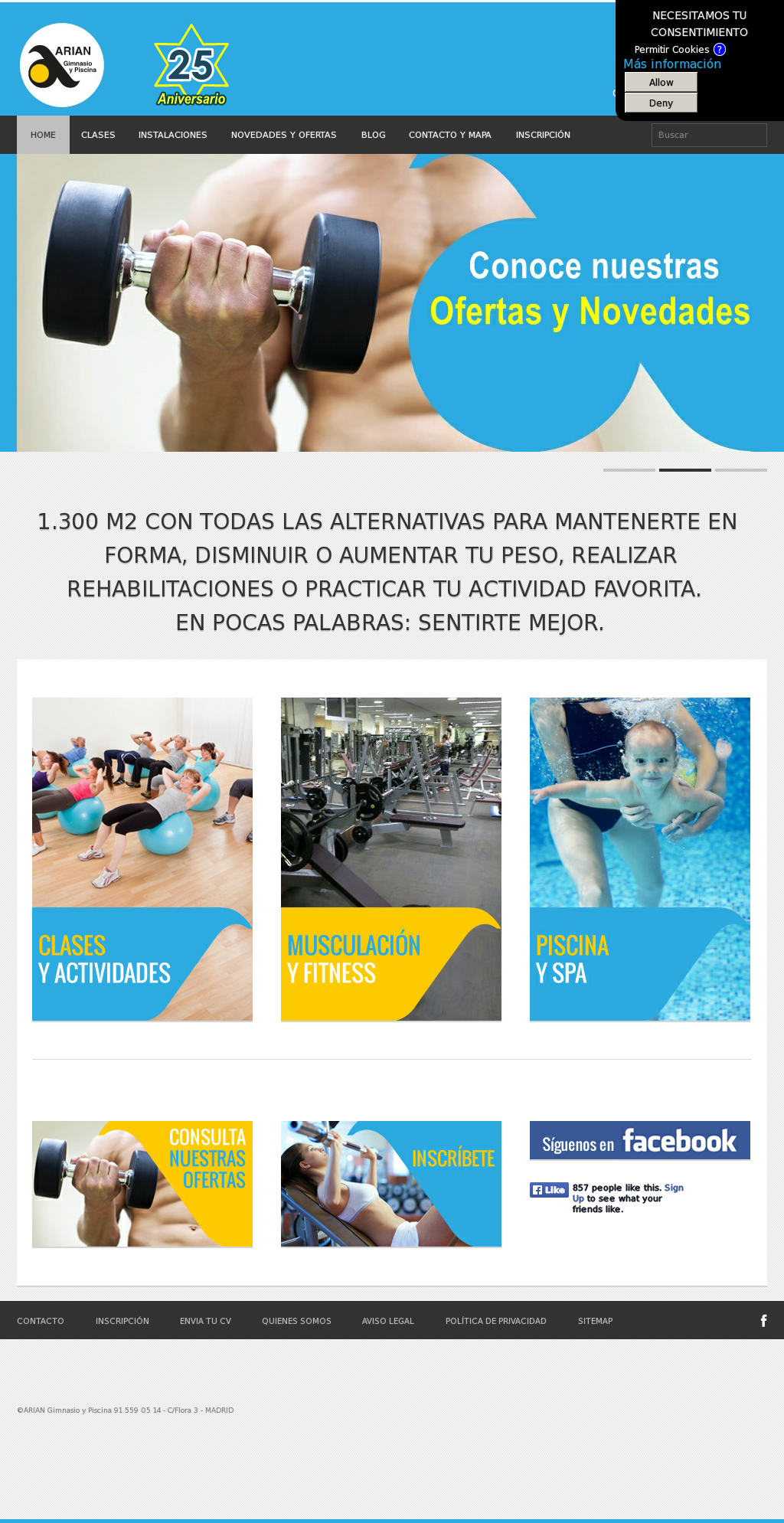 Gimnasio Arian Competitors Revenue And Employees Owler Company