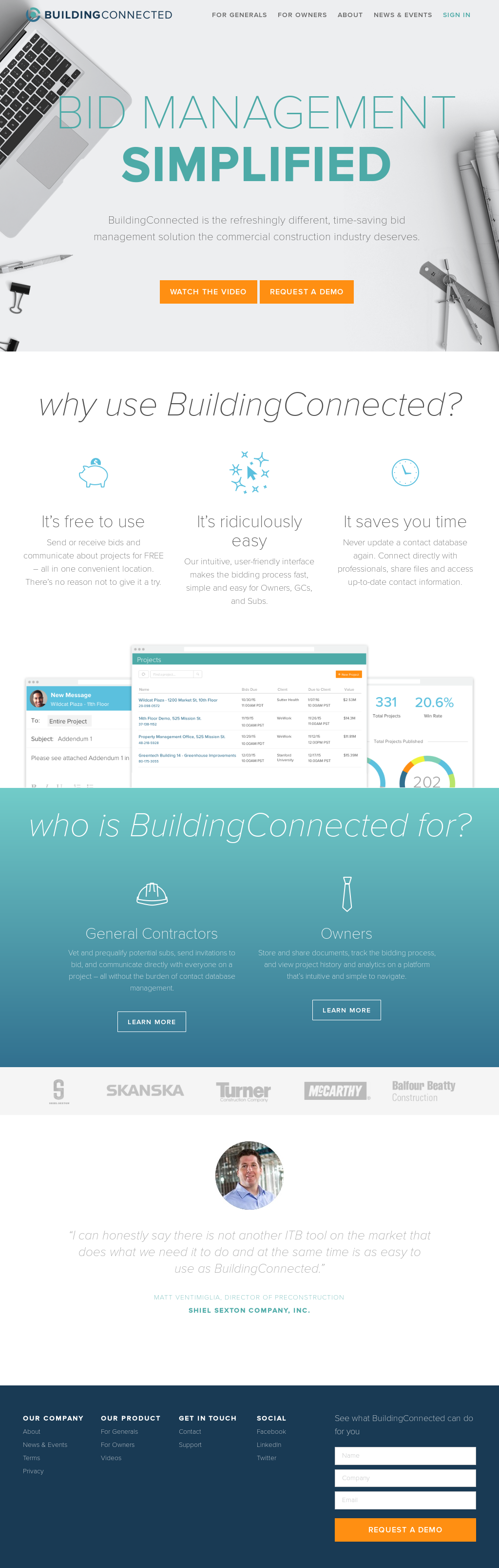 buildingconnected competitors revenue and employees owler company