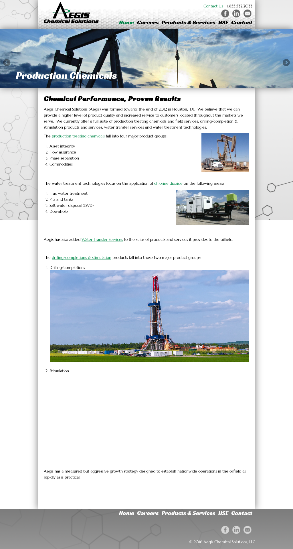 Aegis Chemical Solutions Competitors, Revenue and Employees - Owler
