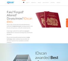 IDscan Biometrics Competitors, Revenue and Employees - Owler Company