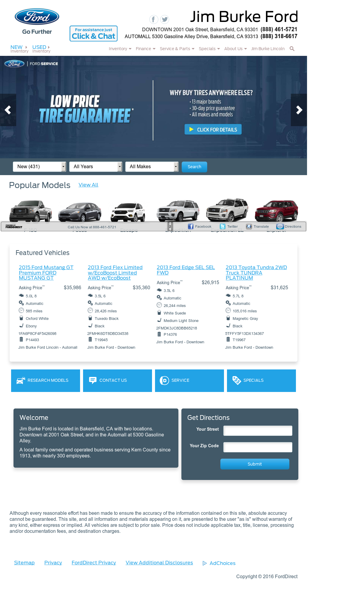 Jim Burke Ford >> Jim Burke Ford Competitors Revenue And Employees Owler Company