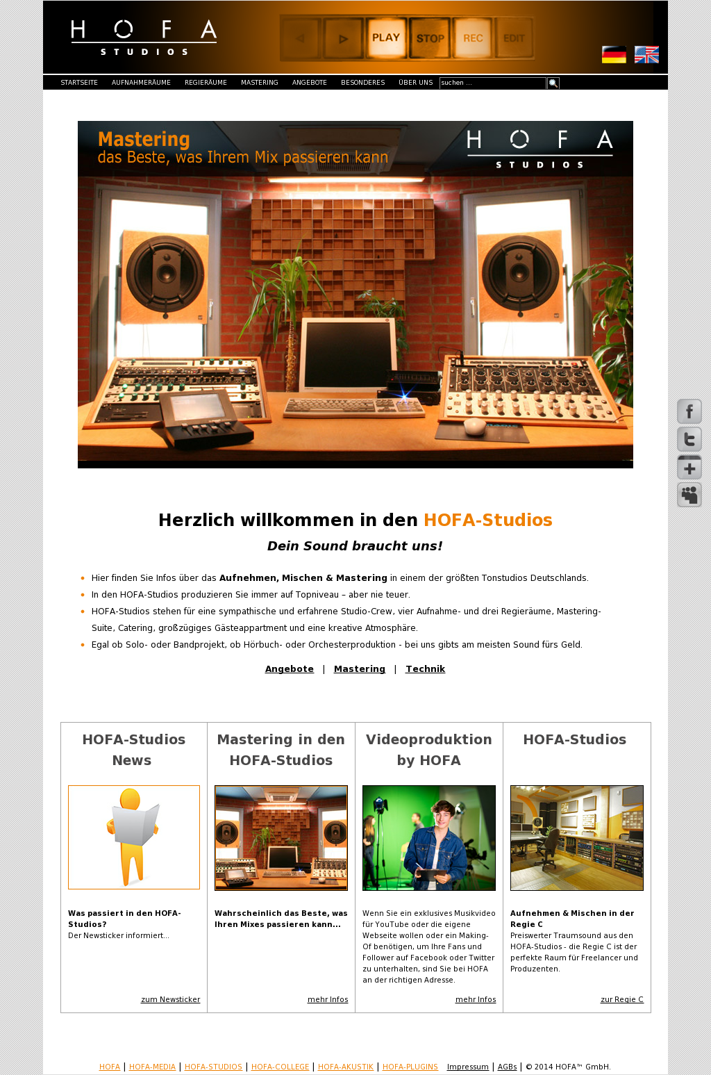 Hofa Studios Competitors, Revenue and Employees - Owler