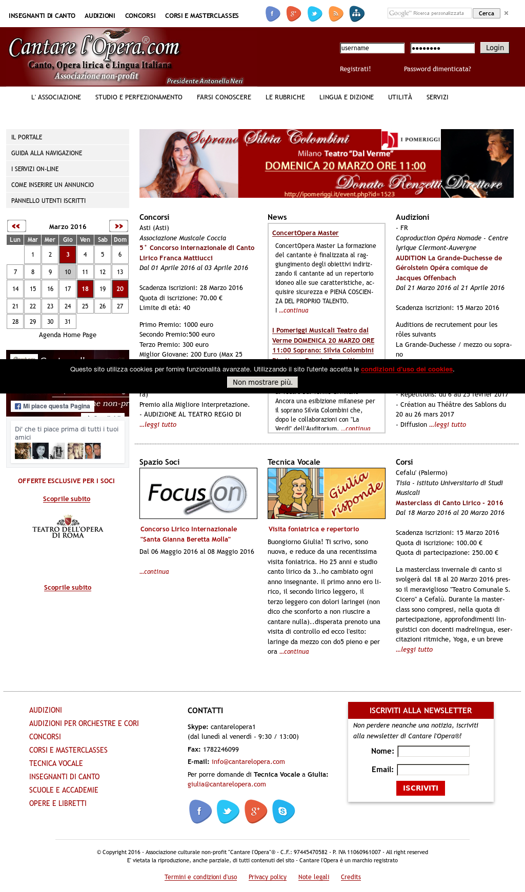 Cantare Lopera News Competitors Revenue And Employees Owler