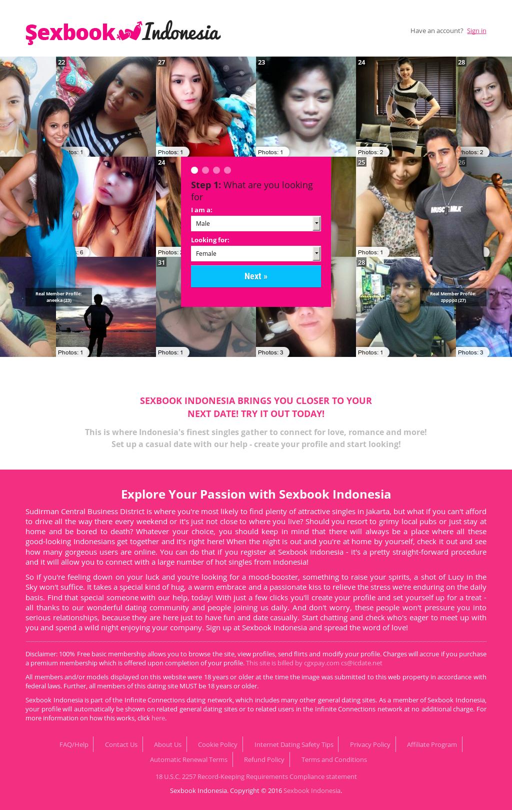 Сайт сексбук