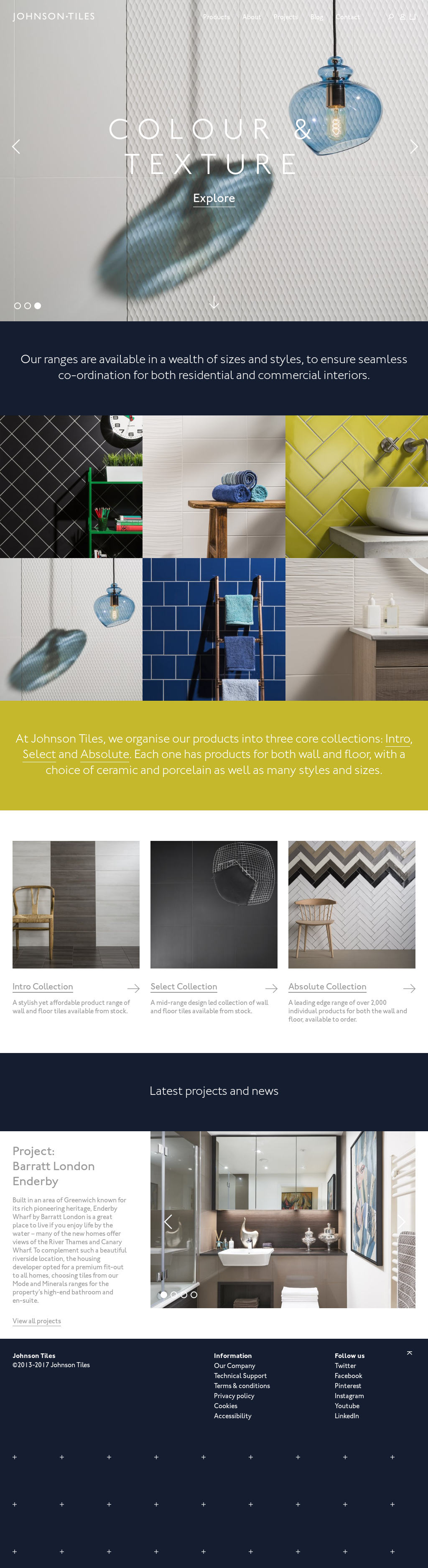 Johnson Tiles Competitors, Revenue and Employees - Owler Company Profile