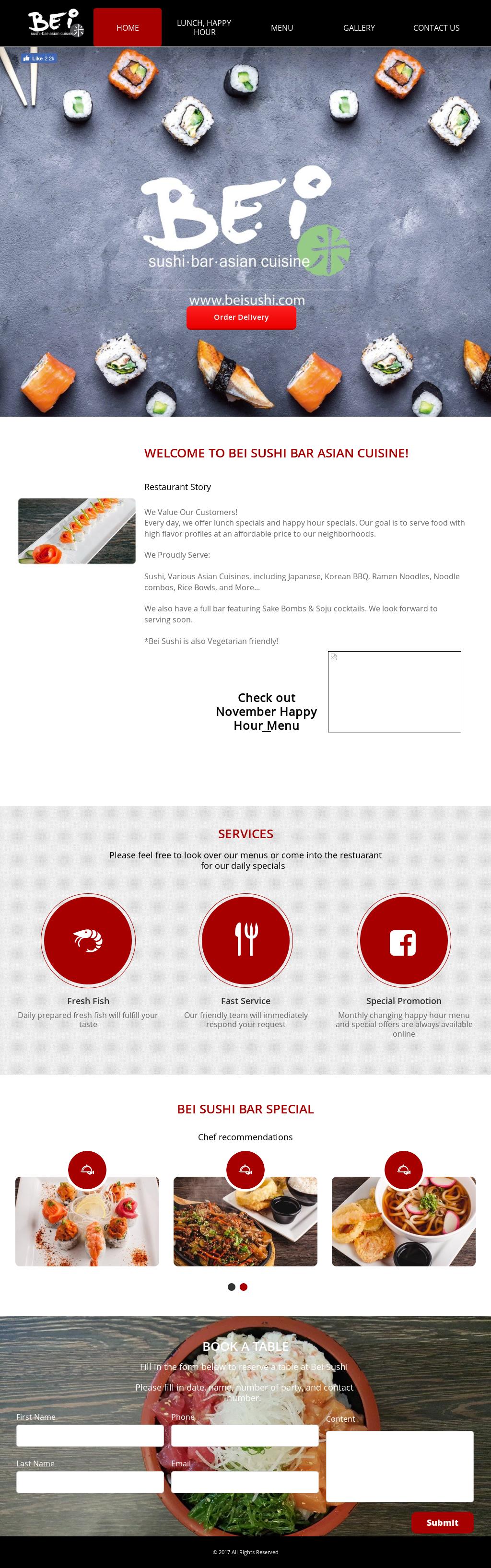 Felsebiyat Dergisi – Popular Bei Sushi Menu