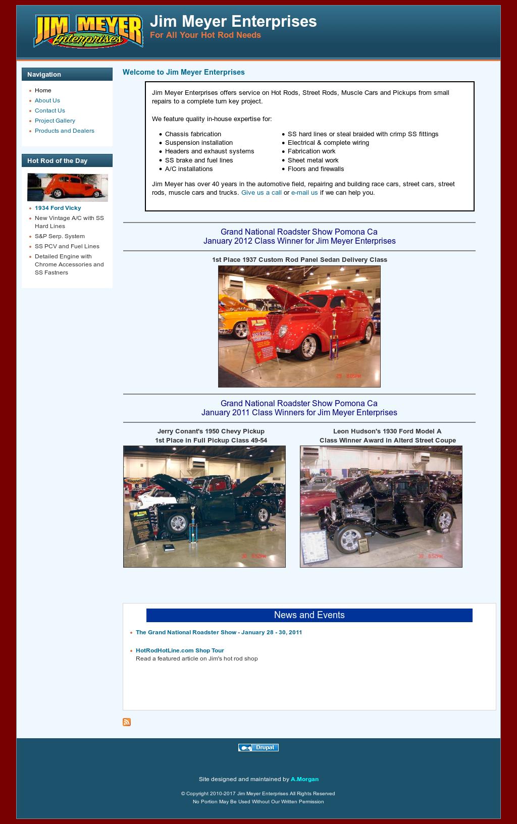 Jim Meyer Enterprises Competitors, Revenue and Employees - Owler