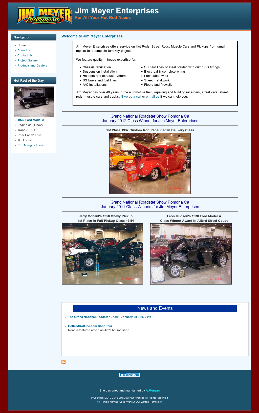 Jim Meyer Enterprises Competitors Revenue And Employees Owler 1930 Chevy Wiring Website History