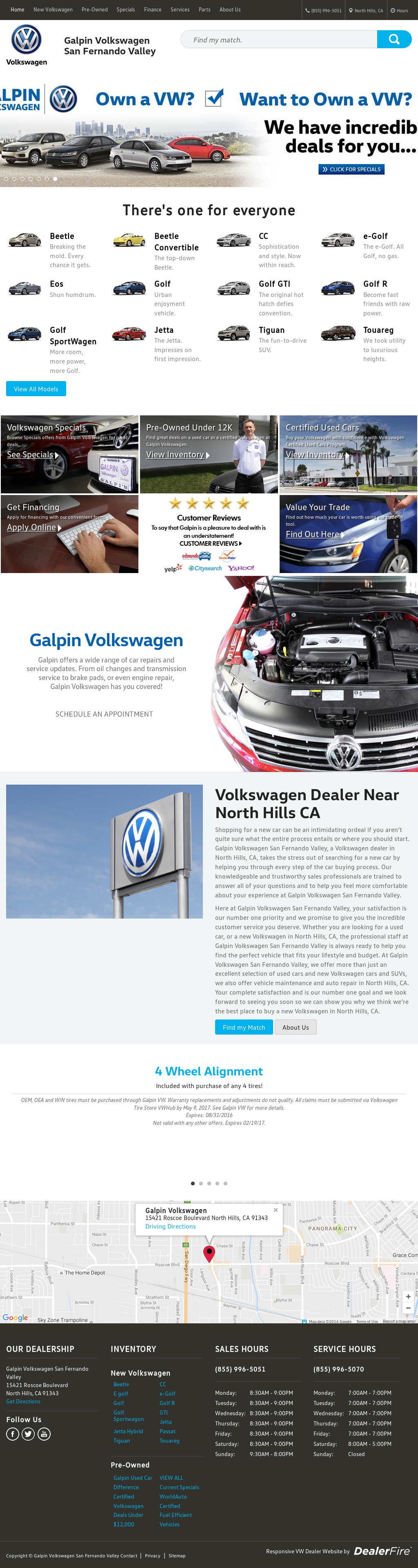 Galpin Vw Service >> Galpin Volkswagen Competitors Revenue And Employees Owler