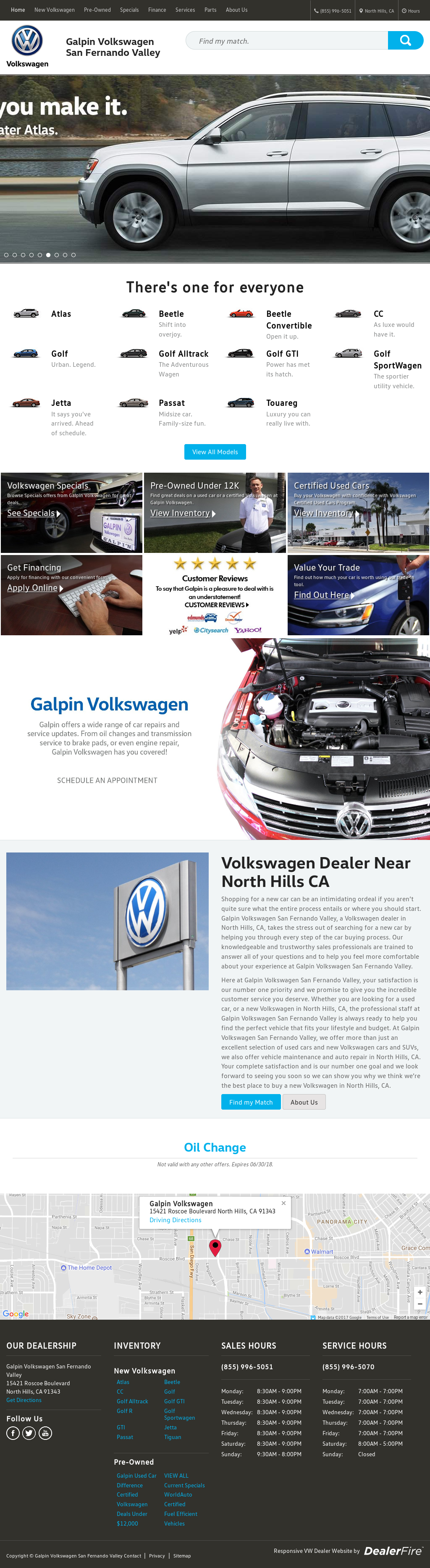 Galpin Volkswagen petitors Revenue and Employees Owler pany