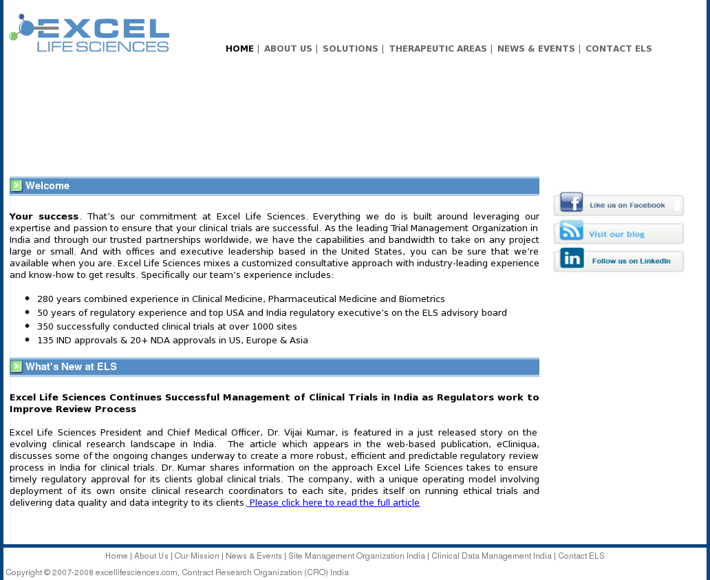 Excel Life Sciences Competitors, Revenue and Employees - Owler