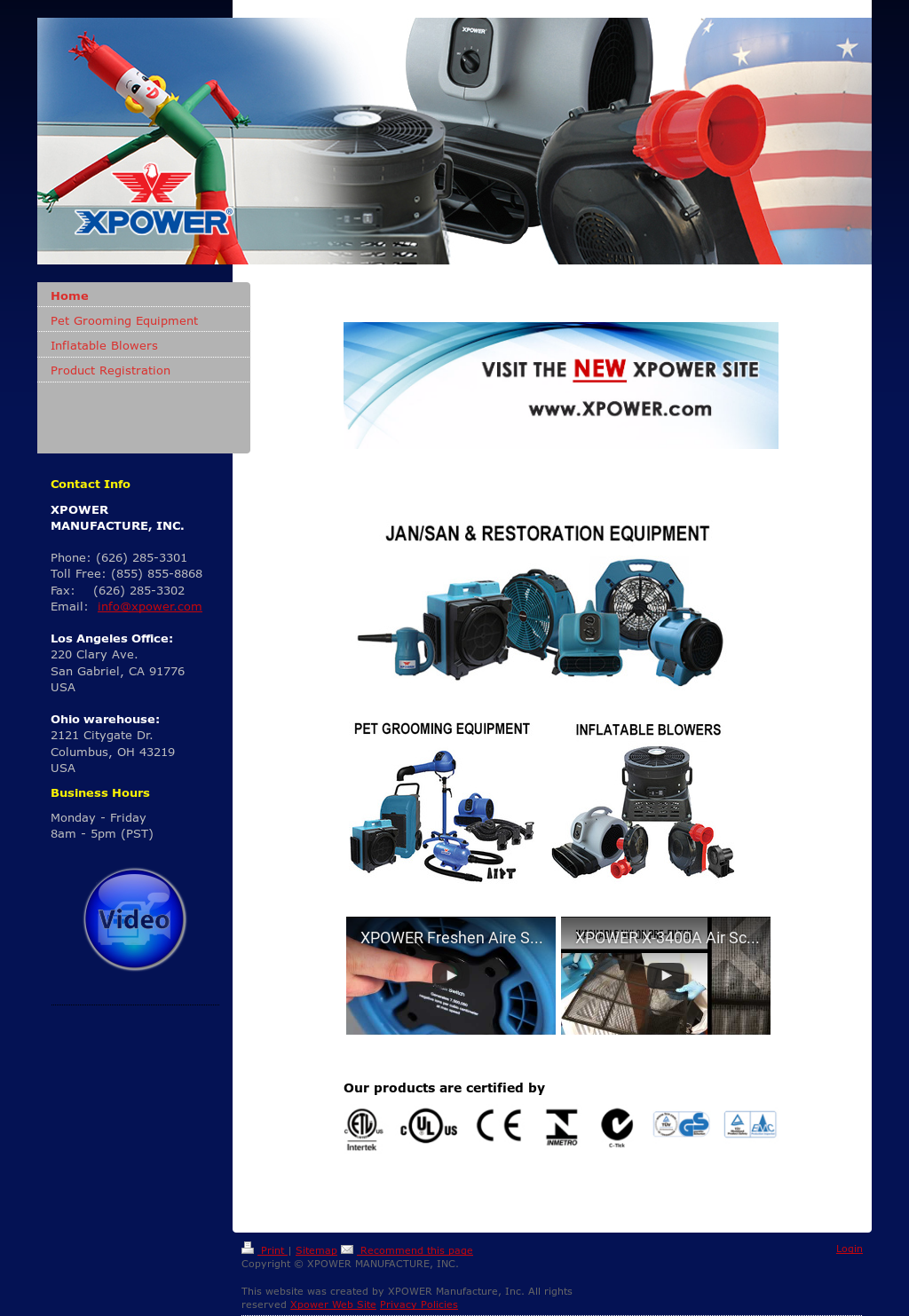 Xpower Manufacture Competitors, Revenue and Employees - Owler ...