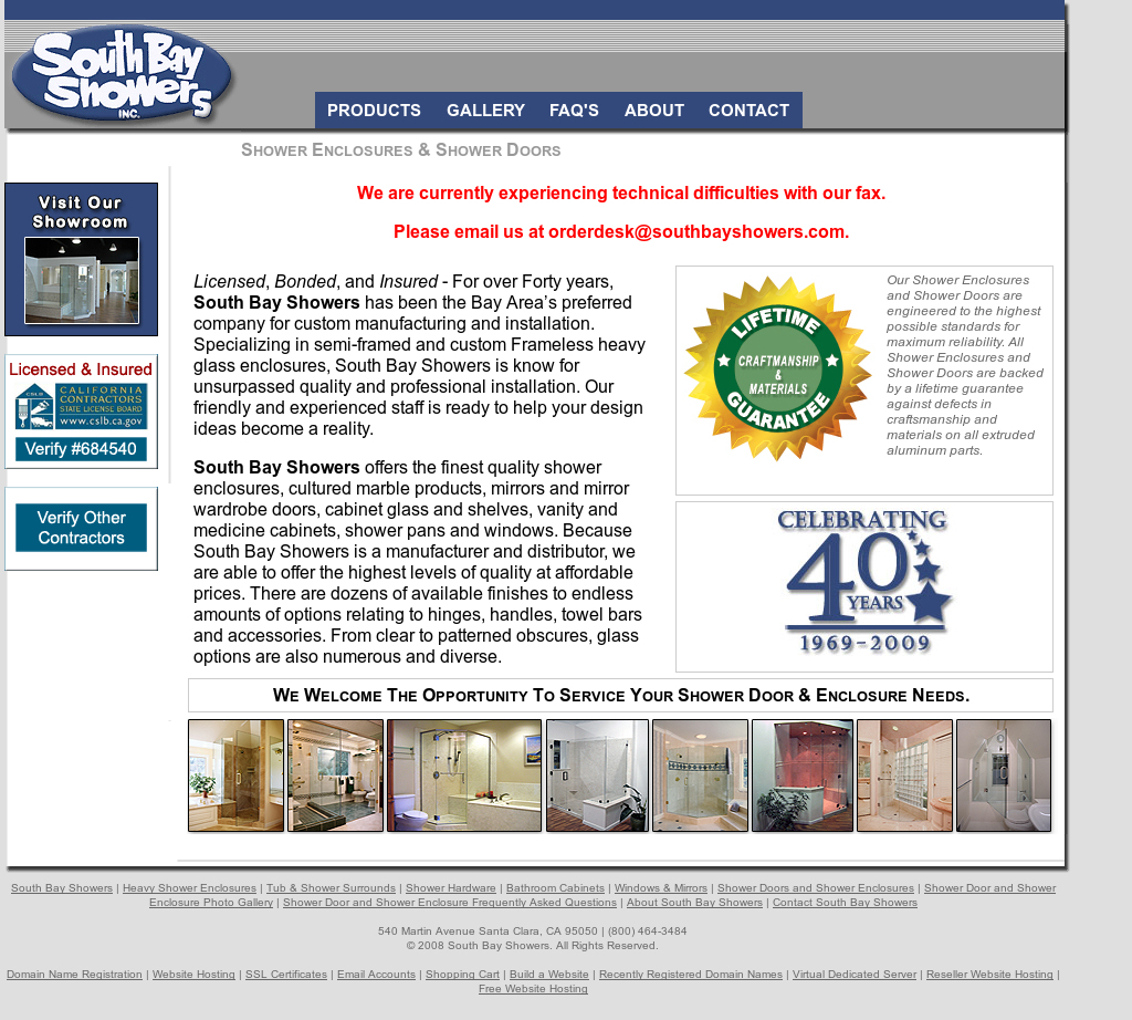 Southbayshowers Competitors, Revenue And Employees   Owler Company Profile