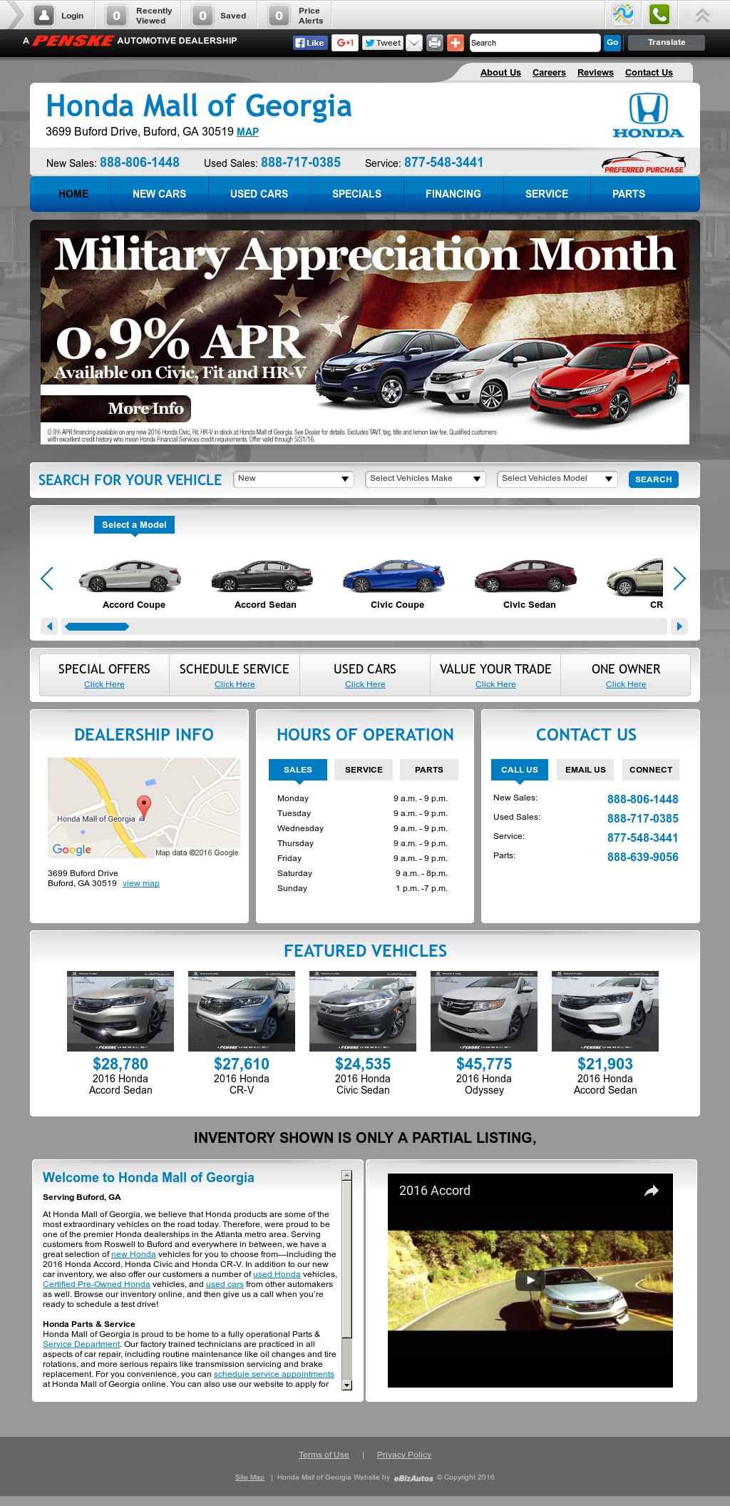 Honda Mall Of Georgia Competitors, Revenue And Employees   Owler Company  Profile
