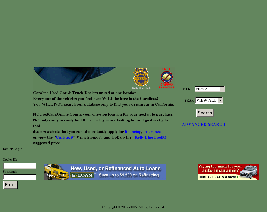 NC Used Cars Online Competitors, Revenue and Employees - Owler ...