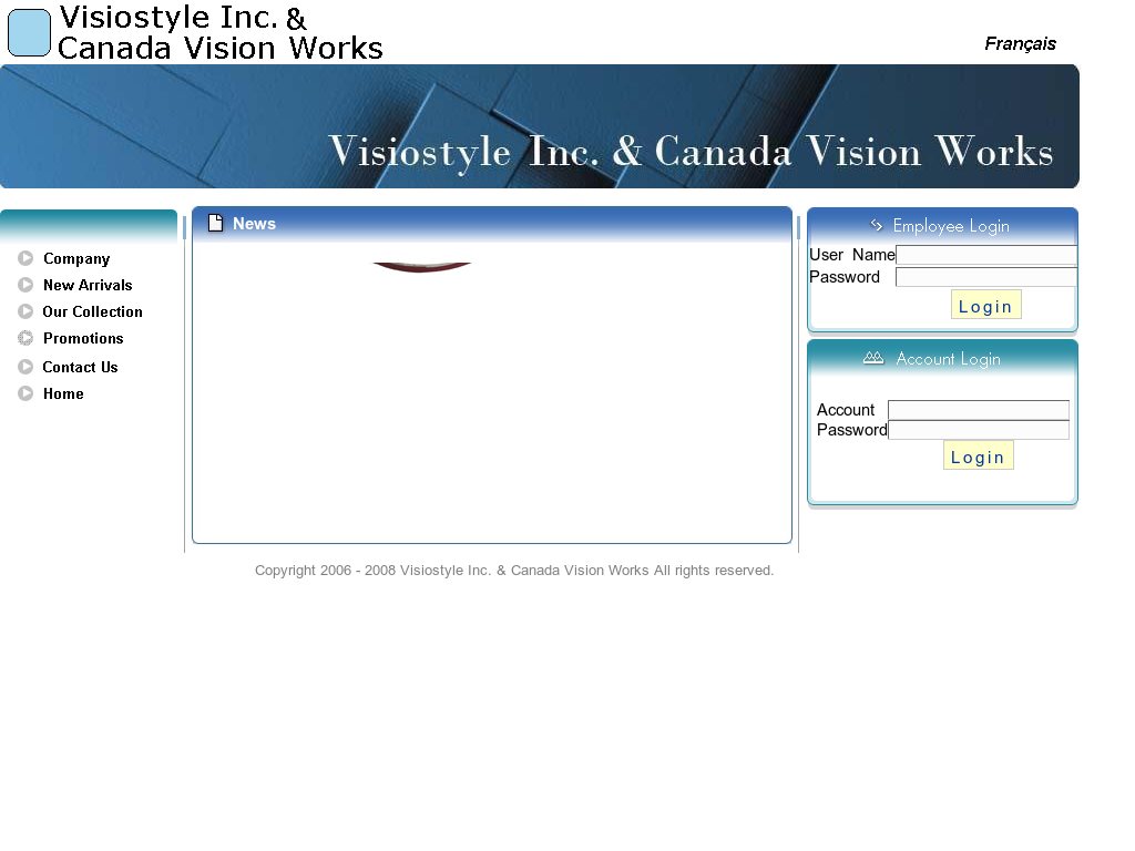 1fe292296d4 Visiostyle Inc.   Canada Vision Works Competitors