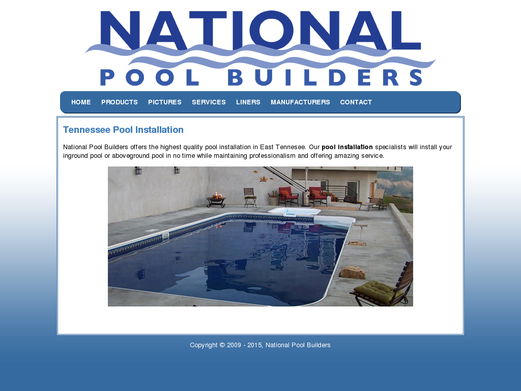 National Pool Builders Competitors, Revenue and Employees - Owler ...
