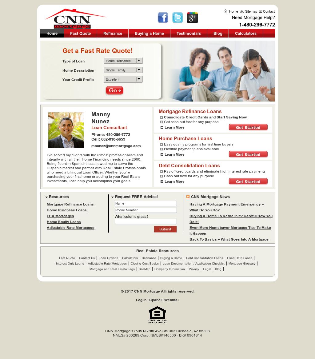 Cnn mortgage | darlene keller.