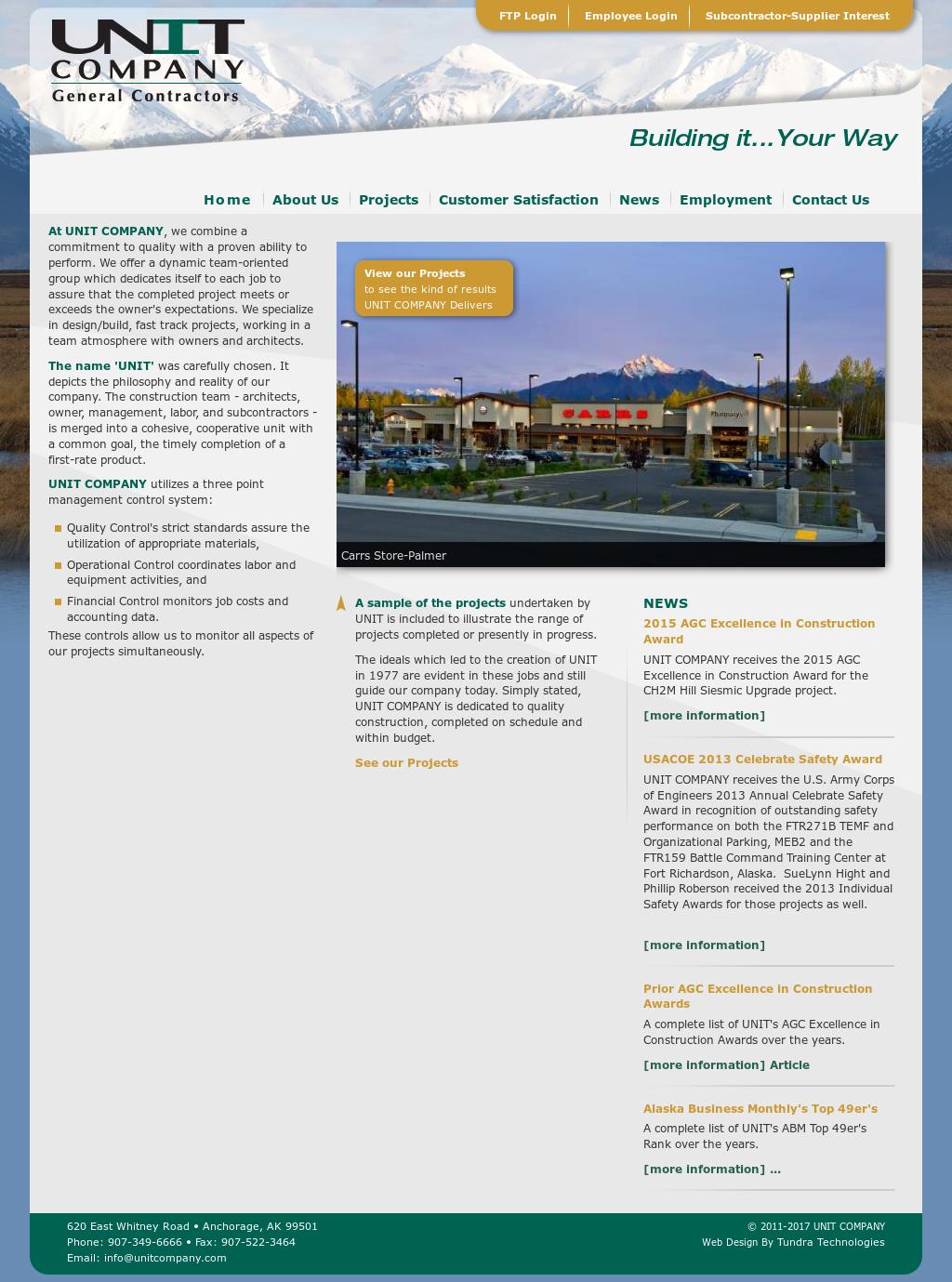 Unitcompany Competitors, Revenue and Employees - Owler Company Profile