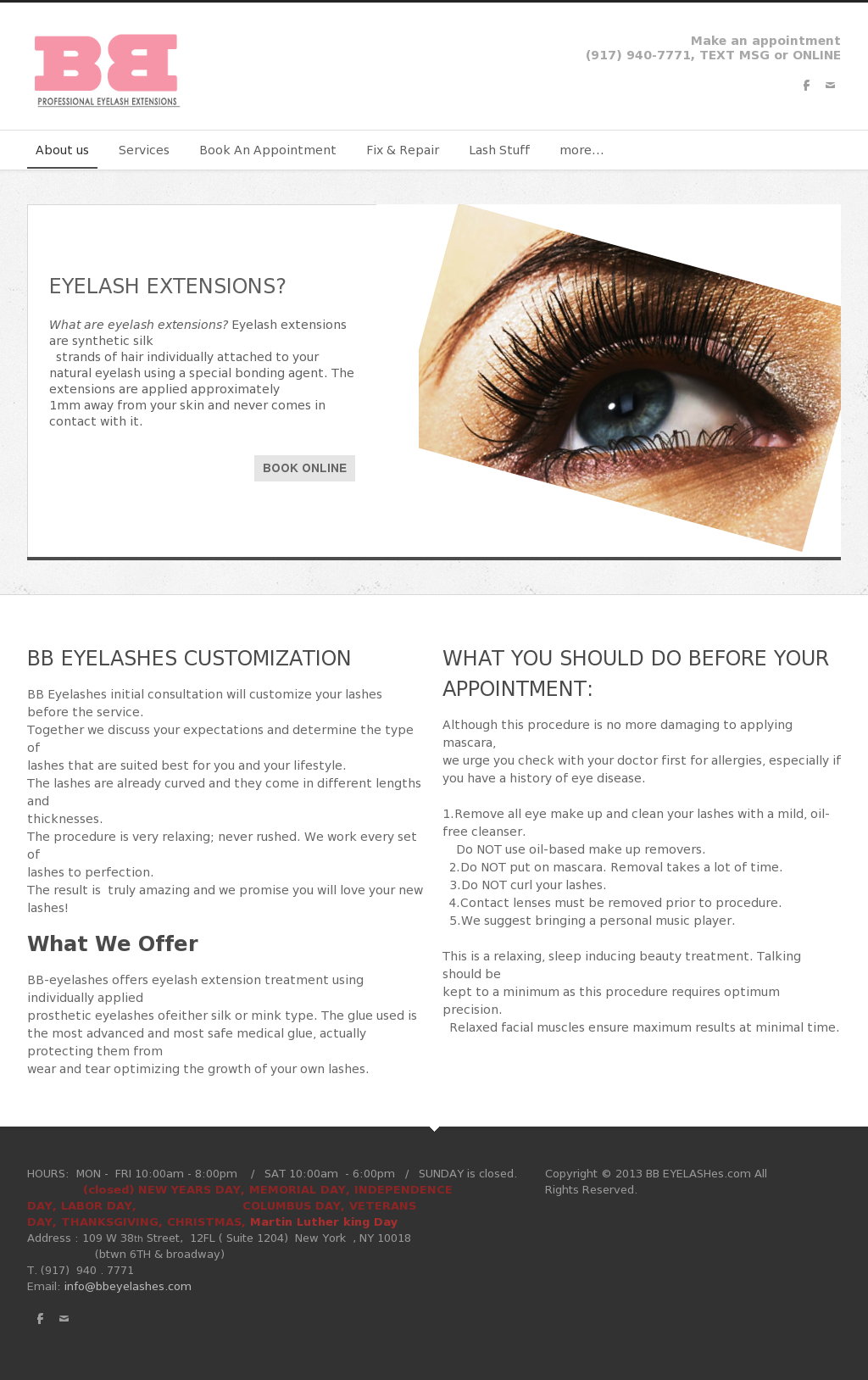 Bb Eyelashes Competitors Revenue And Employees Owler Company Profile