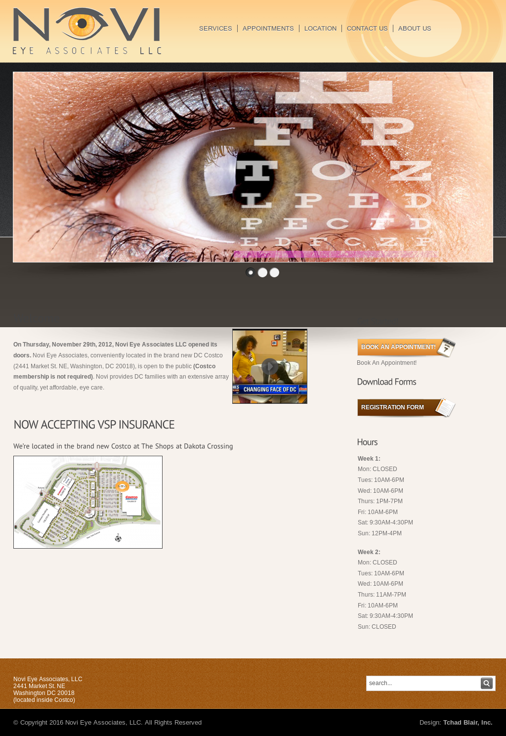 Novi Eye Associates Competitors, Revenue and Employees