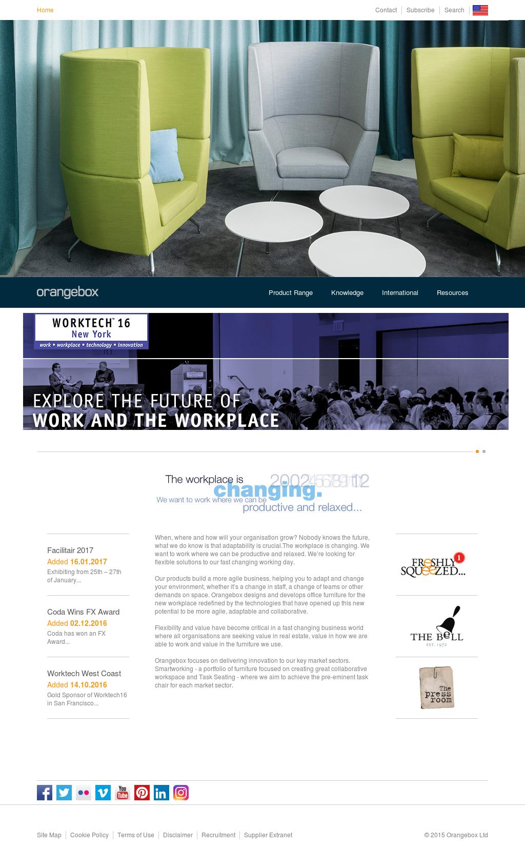 Orangebox Competitors Revenue And Employees Company
