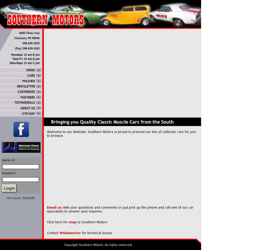 SOUTHERN MOTORS Competitors, Revenue and Employees - Owler Company Profile