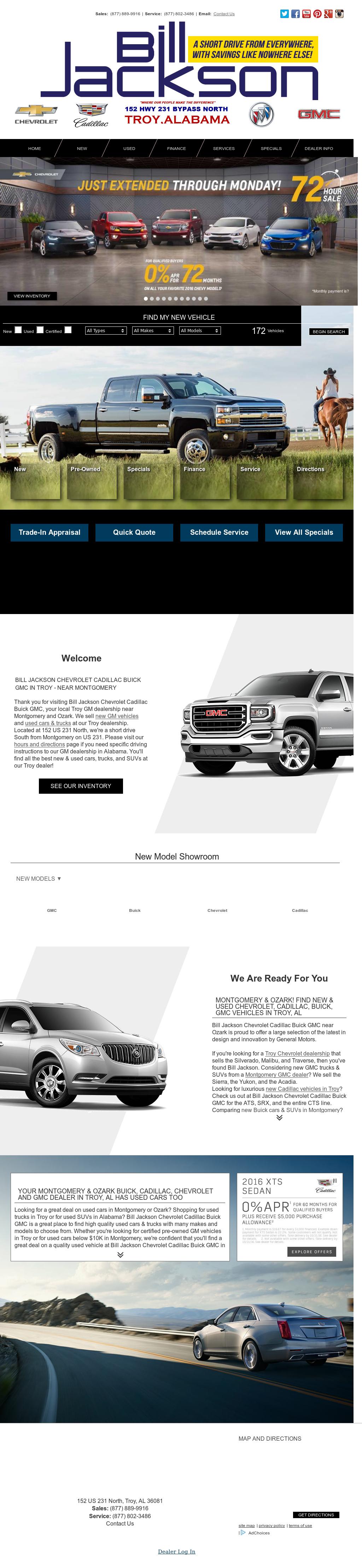 Bill Jackson Auto Competitors, Revenue And Employees   Owler Company Profile