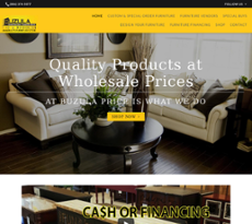 Buzula Furniture Outlet Website History