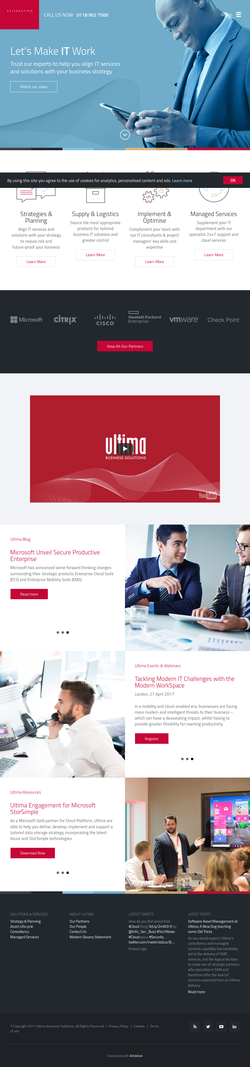 Ultima Competitors, Revenue and Employees - Owler Company Profile