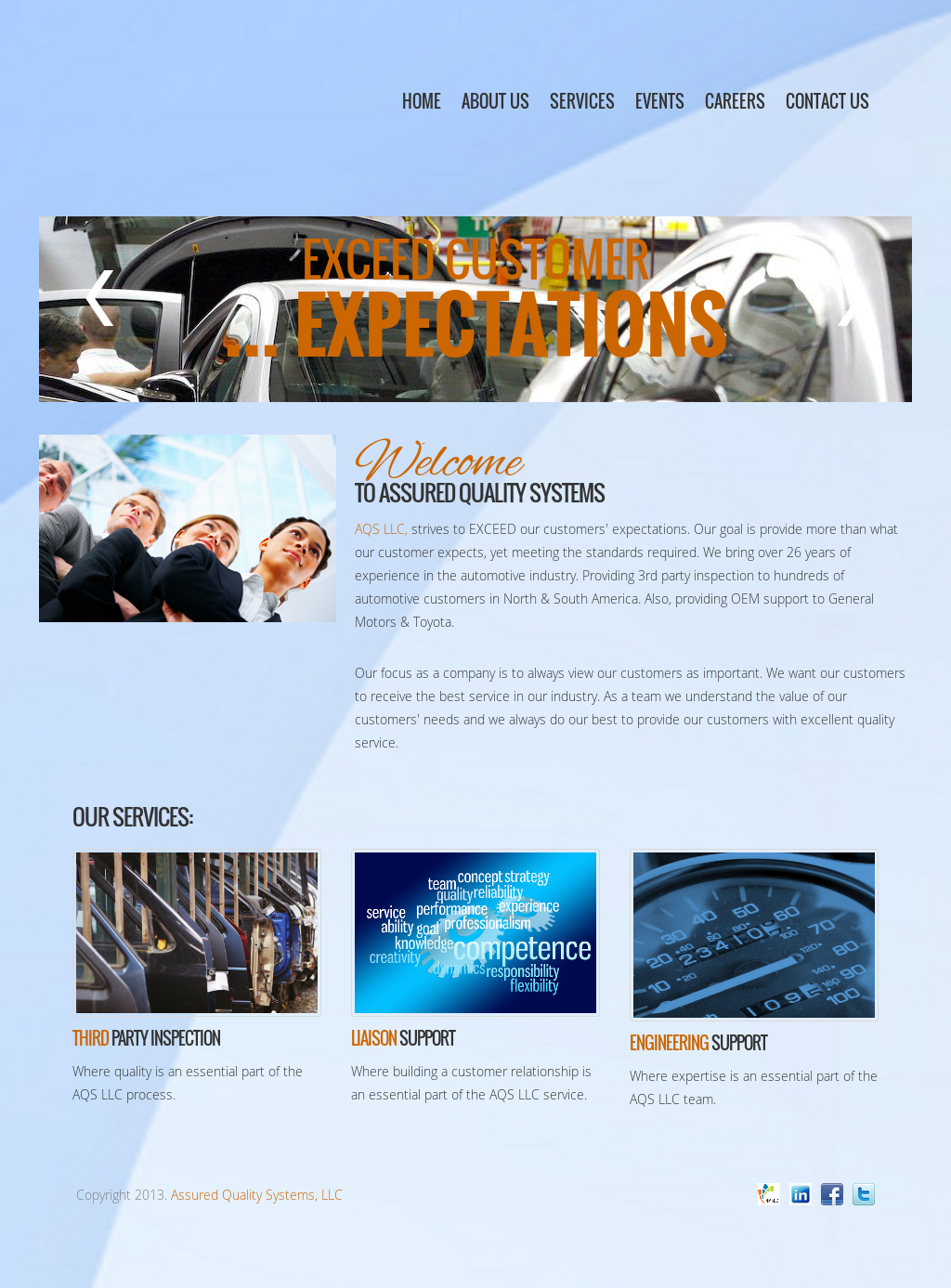 Assured Quality Systems Competitors Revenue And Employees