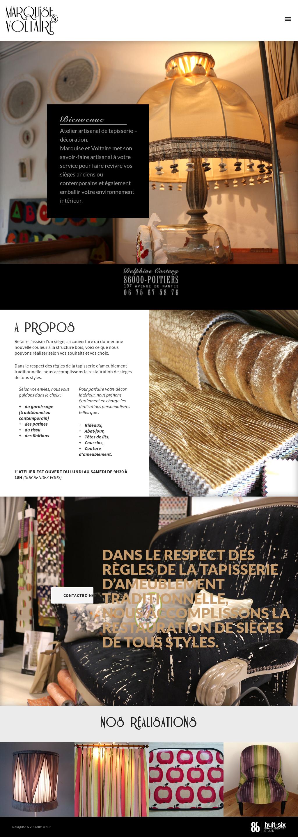 Atelier De La Cuisine Nantes atelier marquise & voltaire competitors, revenue and