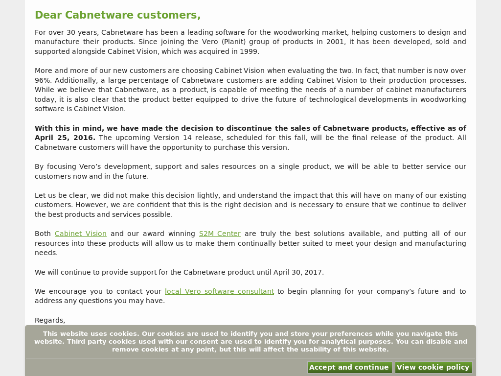 Cabnetware Competitors, Revenue and Employees - Owler