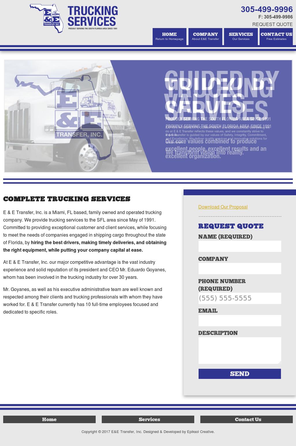 E&e Transfer Competitors, Revenue and Employees - Owler