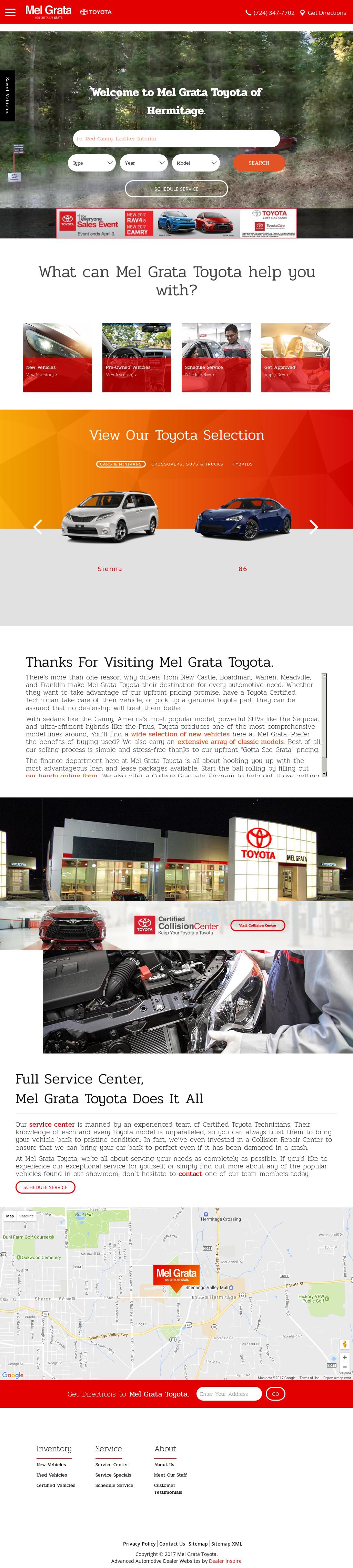 Mel Grata Toyota >> Mel Grata Toyota Scion Competitors Revenue And Employees