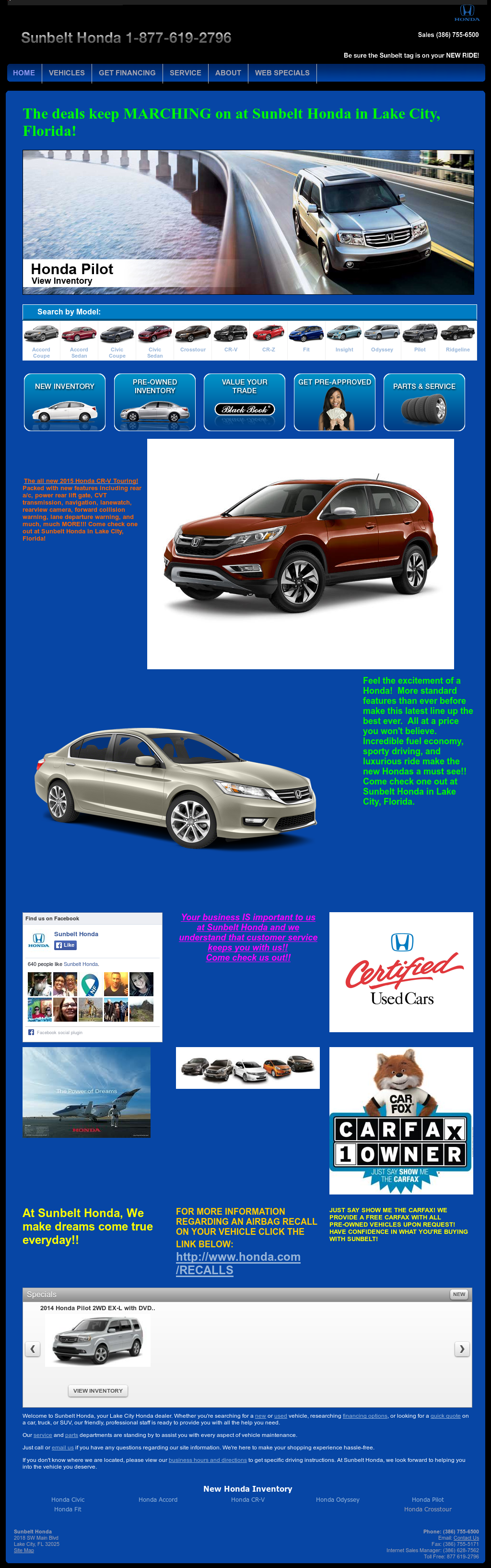 Nice Sunbelt Honda Competitors, Revenue And Employees   Owler Company Profile
