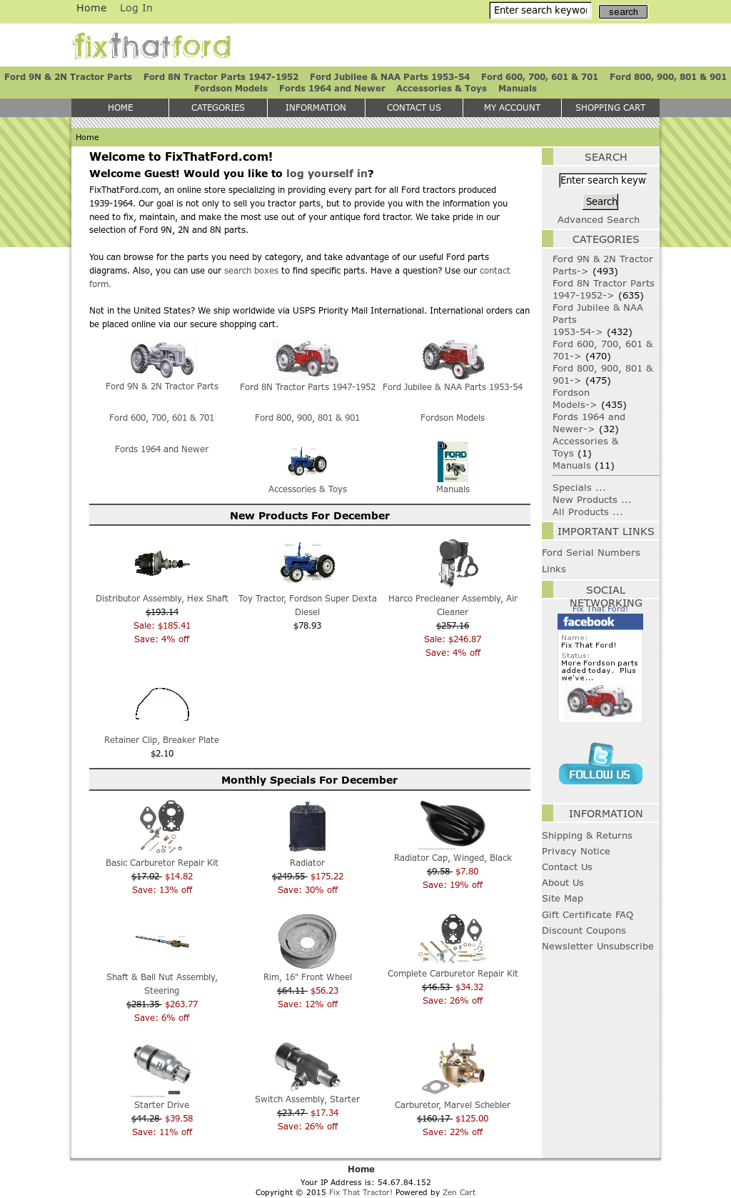 Fix That Ford Competitors Revenue And Employees Owler Company 8n Tractor Parts Diagram Profile